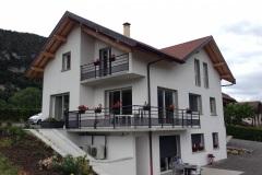 Construction de villa en Haute Savoie