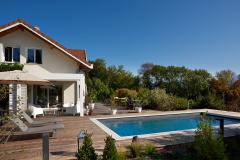 Gros oeuvre de piscines La Clusaz