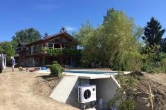 Constructeur de piscine en Haute-Savoie