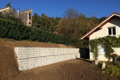 Amenagement exterieur maison La-Roche-sur-Foron