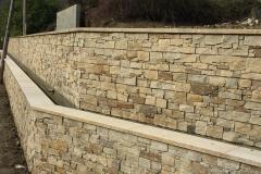 Construction mur muret maconnerie Haute-Savoie